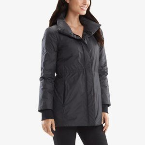 NWT $245 MM LAFLEUR Padma Black Puffer Coat